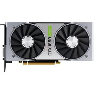 NVIDIA 英伟达 GeForce系列 GTX 1650 SUPER 显卡 4GB