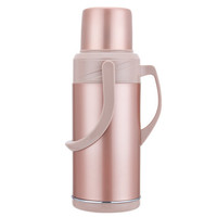 悠佳   鼎盛系列3.2L保温壶家用暖壶热水瓶 时尚彩色不锈钢保温瓶 ZS-9805-M *2件