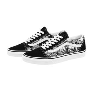 VANS 范斯 Old Skool VN0A4BV5V8V 男女款运动鞋