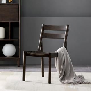 8H 大师枫情系列 DF13现代全实木餐椅