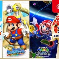 任天堂Switch 超级马力欧3D收藏辑