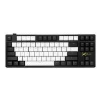 DeLUX 多彩 KM13 有线+2.4G 双模机械键盘 87键