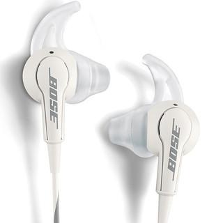 BOSE SoundTrue 耳塞式耳机 白色