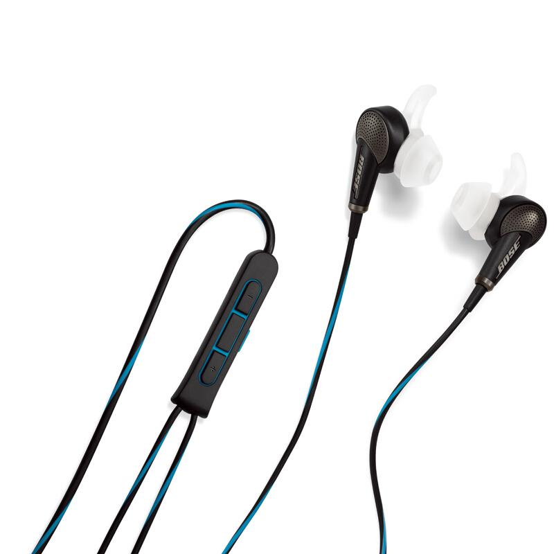 BOSE 博士 QuietComfort 20 耳塞式耳机