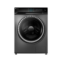 PLUS会员:LittleSwan 小天鹅 水魔方 TG100RFTEC-T61C 10KG 滚筒洗衣机