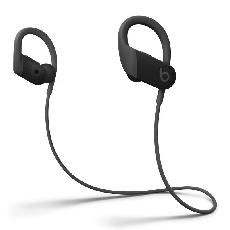 PLUS会员 : Beats Powerbeats 4 无线耳机 黑色