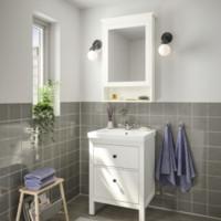 IKEA 宜家 ODENSVIK 奥登维 浴室柜龙头组合 4件套
