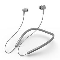 MI 小米 蓝牙项圈耳机 双单元版 黑色