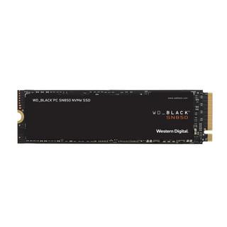 Western Digital 西部数据 WD_BLACK SN850 固态硬盘 NVMe M.2 512GB
