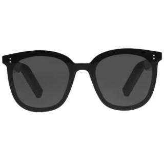 华为 HUAWEI X GENTLE MONSTER Eyewear II 黑 MYMA-01 华为智能眼镜 时尚科技 高清通话 持久续航 墨镜