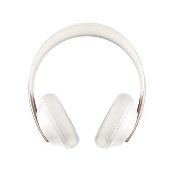 百亿补贴:BOSE NC700 头戴式蓝牙降噪耳机 白金色