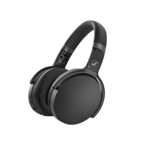 SENNHEISER 森海塞尔 HD450BT 耳罩式头戴式蓝牙降噪耳机 黑色