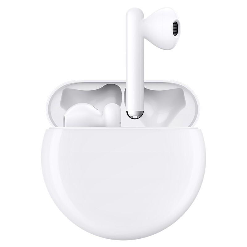 HUAWEI 华为 FreeBuds 3 有线充版 蓝牙耳机 白色