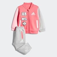 adidas 阿迪达斯 EH3643 儿童运动套装