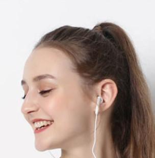 HUAWEI 华为 AM116 半入耳式耳机