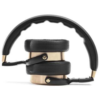 MI 小米 ZBW4189CN 耳罩式头戴式有线耳机 黑色 3.5mm