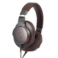 88VIP:audio-technica 铁三角 ATH-MSR7B 头戴式耳机 棕色
