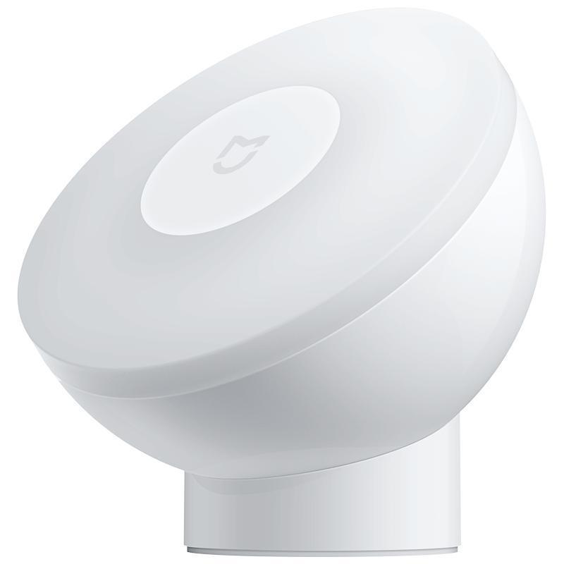 米家夜灯2 蓝牙版 智能联动360°旋转 智能夜灯人体/光线传感器3合1