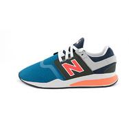 new balance 男童休闲运动鞋 KL247NFG 浅蓝色 7码
