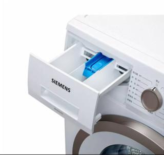 SIEMENS 西门子 IQ100系列 WM10N0600W 滚筒洗衣机 7kg