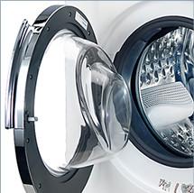 SIEMENS 西门子 3D正负洗系列 WM12P2C00W 滚筒洗衣机 7.5kg 白色