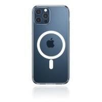 数码配件节:PRODA 苹果 iPhone12系列 磁吸透明手机壳