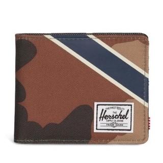 Herschel Supply 和行  10363 Roy RFID offset系列 男女款短款钱包