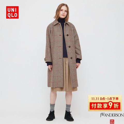 UNIQLO 优衣库 432710 女装大衣