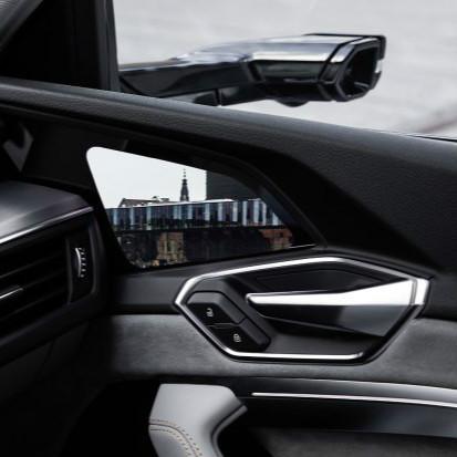 Audi 奧迪 OLED屏幕 虛擬 后視鏡