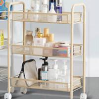 ESPRIT 埃斯普利特 可移动厨房置物架 三层