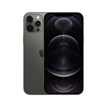 Apple 苹果 iPhone 12 Pro Max系列 A2412国行版 手机 128GB 石墨色