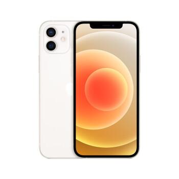 Apple 苹果  iPhone 12系列 A2404国行版 手机 256GB 白色