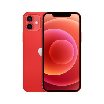 Apple 苹果 iPhone 12系列 A2404国行版 手机 128GB 红色