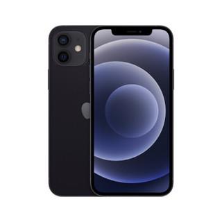 Apple 苹果 iPhone 12 5G手机 64GB 黑色