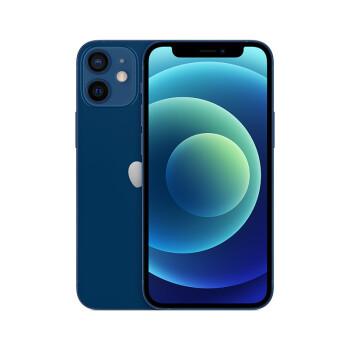 Apple 苹果 iPhone 12 mini 5G智能手机 64GB 蓝色