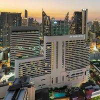 有效期至21年年底!曼谷JW万豪酒店 豪华房2晚 含早餐+行政礼遇