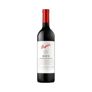 澳洲奔富BIN8干红葡萄酒口感饱满进口商务宴请聚会婚庆