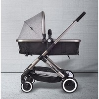elittile swan系列 高景观婴儿推车