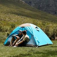MOBI GARDEN 牧高笛 冷山3 NXZQU61008 户外帐篷 1-4人+地钉
