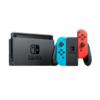 Nintendo 任天堂 Switch 国行续航增强版 掌机游戏机+红蓝手柄 黑色