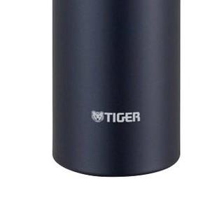 TIGER 虎牌 MJA-B048 不锈钢真空保温杯 480ml 藏青色