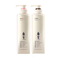 ADOLPH 阿道夫 修护滋养洗护套装 2件套(滋养修护洗发水520ml+植萃修护护发素520ml)