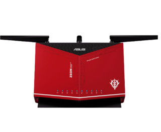 ASUS 华硕 RT-AX86U 5700M 千兆双频 WiFi 6 家用路由器