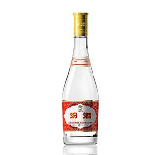 汾酒 黄盖玻汾 53度 清香型白酒 475ml *7件