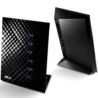 ASUS 华硕 RT-N56U 300M WiFi 4 家用路由器 黑色