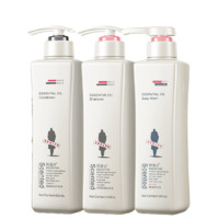 ADOLPH 阿道夫 洗护沐套装 3件套(去屑洗发水420g+护发素420g+魅力沐浴露420g)