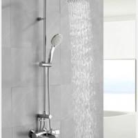 American Standard 美标 FFAS4946 艾迪珂 挂墙式浴缸恒温龙头