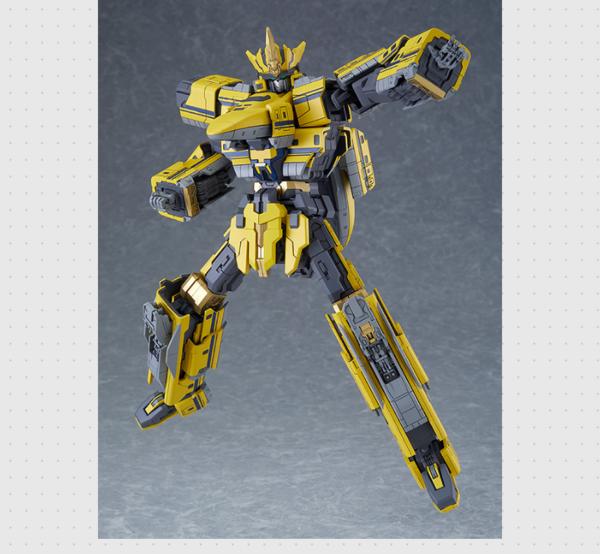 MODEROID 新干线战士 E5×黄博士号 手办模型周边