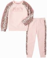 Juicy Couture 女童卫衣套装