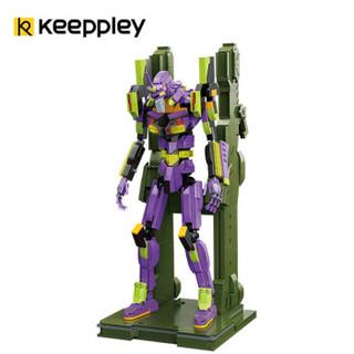 ENLIGHTEN 启蒙 Keeppley 新世纪福音战士 K20306 初号机